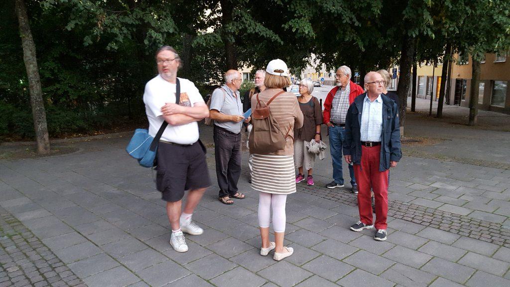 Gunnar, Eric Stefan Ann, Margareta, Gunnar Bertil och Aina