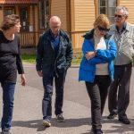 Carin, Berra, Birgitta, Tony